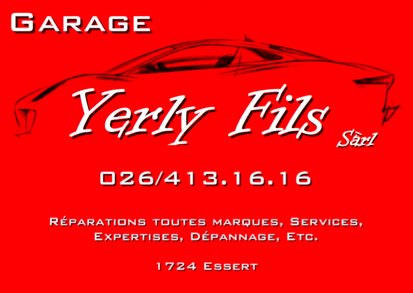 Garage Yerly